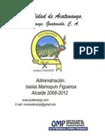 Programa de Desarrollo Municipal