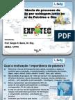 Importância do processo de fabricação por soldagem junto ao setor de Petróleo e Gás