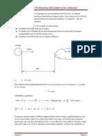 Ejercicio 9 - Dinamica del pto material