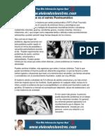 Que es el estrés Postraumático y como se produce