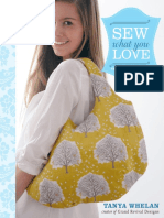 Travel Checkers From Sew What You Love by Tanya Whelan