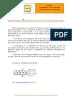 2011-12-05 Solicitudes para Servicios Sociales y Galería del Tossal