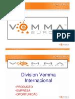 Presentacion de Vemma