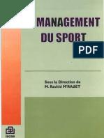 Le Management Du Sport