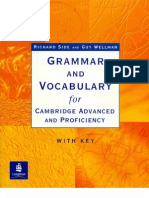 CPE - Grammar and Vocabulary for CAE and CPE