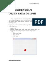 AriFadli - Menggerakkan Objek Pada Delphi