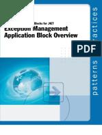 Exception Management Application Block - Online Digest