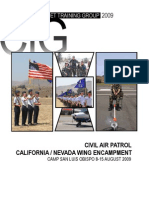 California Wing Cadet Encampment 2009