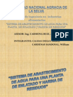 Universidad Nacional Agracia de La Selva