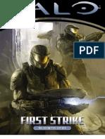 Halo 3 First Strike