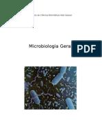 Sebenta de Microbiologia Geral