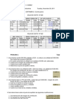 Cont y Costs Cert 2 y Pauta 2011