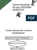 Langkah2 Pembuatan Prota-Promes