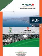 Manuel Añorve Tercer Informe de Gobierno