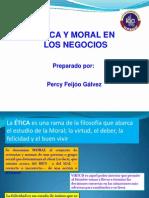 Etica y Negocios Percy Feijoo