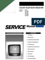 TXJ1366 Samsung Tv