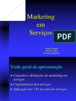 Marketing de Servicos