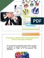 Auditoria Operacional Recursos Humanos
