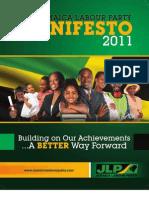 JLP Manifesto 2011 Final