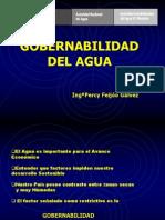 Gobernabilida Aguas Percy Feijoo
