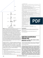 Nagatoshi Koumura et al- Light-driven monodirectional molecular rotor