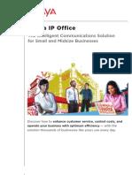IP Office Overview Brochure
