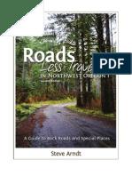 Roads Less Traveled in Northwest Oregon I, Second Edition