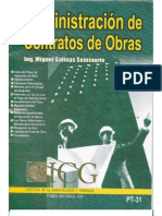 Admin is Trac Ion de Contrato de Obras