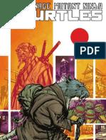 Teenage Mutant Ninja Turtles #5 Preview