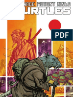 Teenage Mutant Ninja Turtles #5 Preview