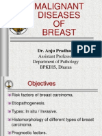Malignant Diseases of Breast