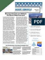 AZ Enlisted Association Newsletter - Winter 2011