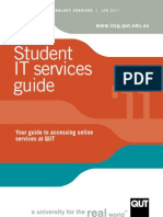 Student It Services Guide 2011