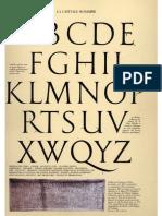 Calligraphie - Claude Media Villa DUCTUS
