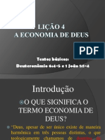 Lição 4 EBD Várzea