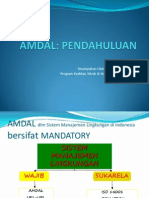 AMDAL Overview