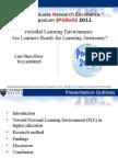 PRE Presentation - 27Sep11
