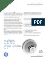 85001-0291 -- Intelligent Ionization Smoke Detector