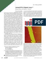 Wenyan Liu, Hong Zhong, Risheng Wang and Nadrian C. Seeman- Crystalline Two-Dimensional DNA-Origami Arrays