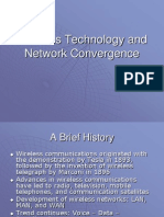 Wireless Technology and Network Convergence 1224574383734501 8