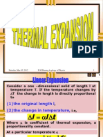 Thermal Expansion,Heat Transfer and Radiation)