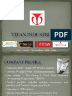 Titan Industries Ltd