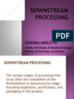 Downstream Processing Ppt1
