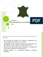 Summery Leather Industry