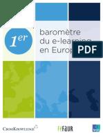 Livre Blanc barometre européen elearning