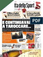 Gazzetta dello Sport - 20/12/2011