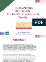 Reorganizing Occlusion