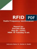 Zarrukh RFID