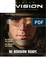 Revision Eyewear Catalog 2011