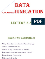 DC-Lec-03 & 04 (Physical Structure of Network)